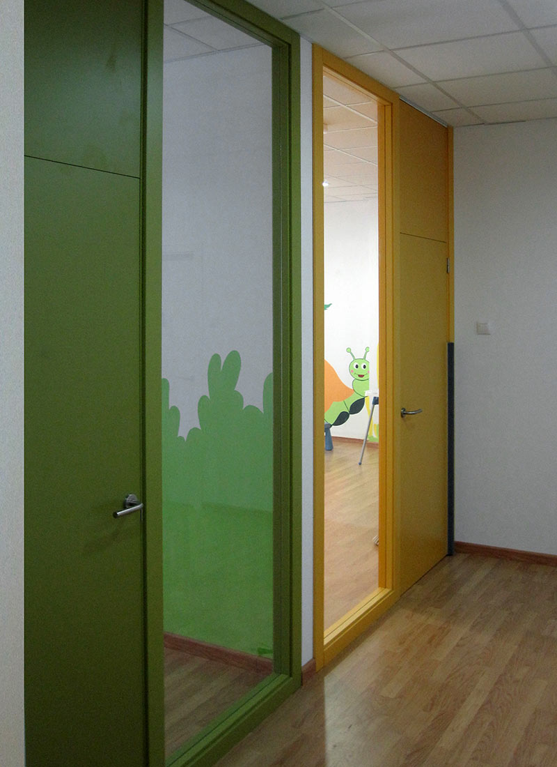 CEI Benetusser - Reforma integral y diseño interior de local comercial