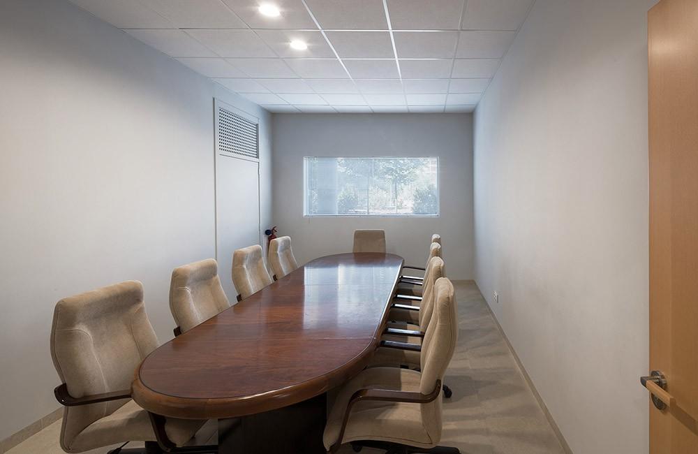 Oficinas Ocaso - Reforma integral y diseño interior de local comercial