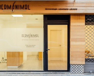 Clínica de dermatología veterinaria Dermanimal