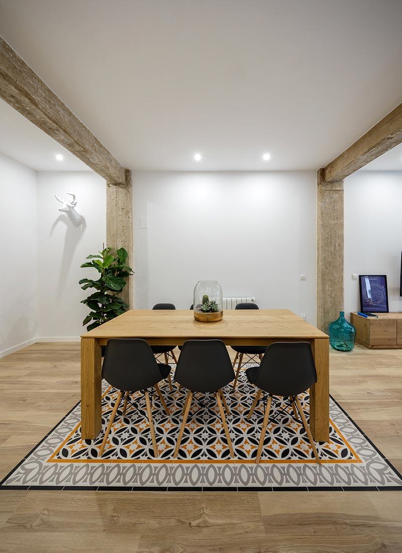 Vivienda CG - Reforma integral y diseño interior de vivienda