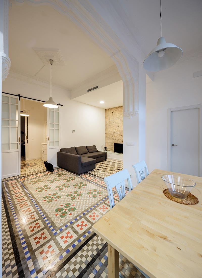Vivienda CV - Reforma integral y diseño interior de vivienda