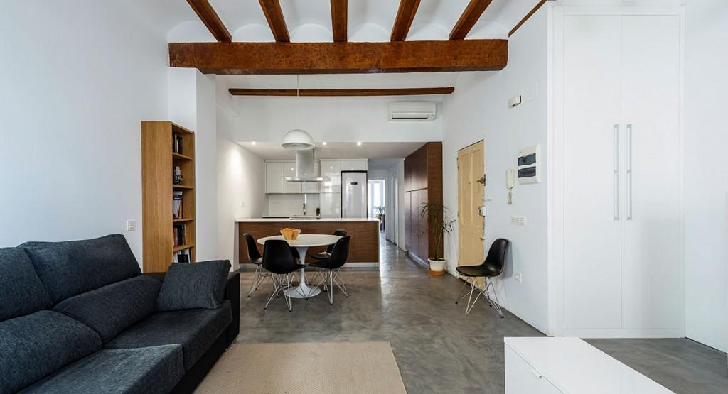 Vivienda DV - Reforma integral y diseño interior de vivienda