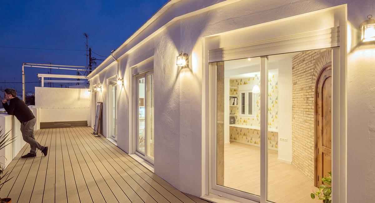 Vivienda FM - Reforma integral y diseño interior de vivienda