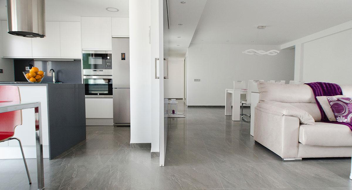 Vivienda IS - Reforma integral y diseño interior de vivienda
