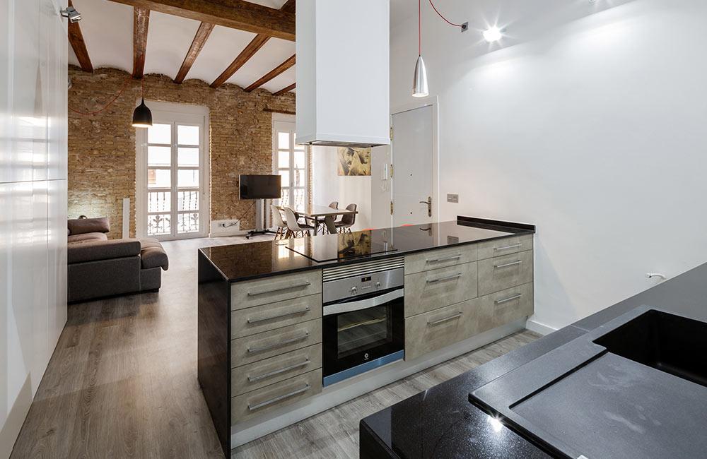 Vivienda JM - Reforma integral y diseño interior de vivienda
