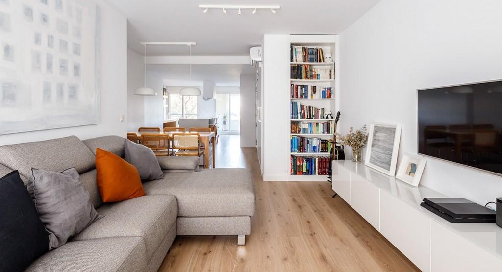 Vivienda JR - Reforma integral y diseño interior de vivienda