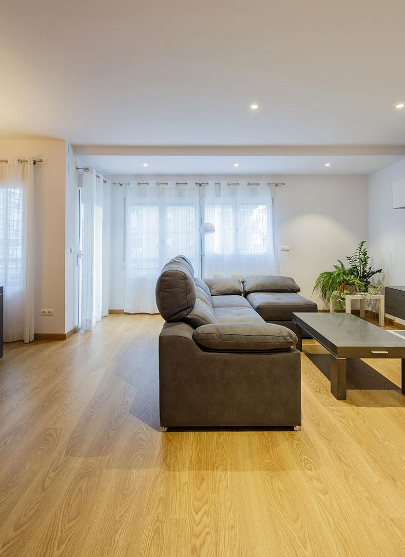 Vivienda LN - Reforma integral y diseño interior de vivienda