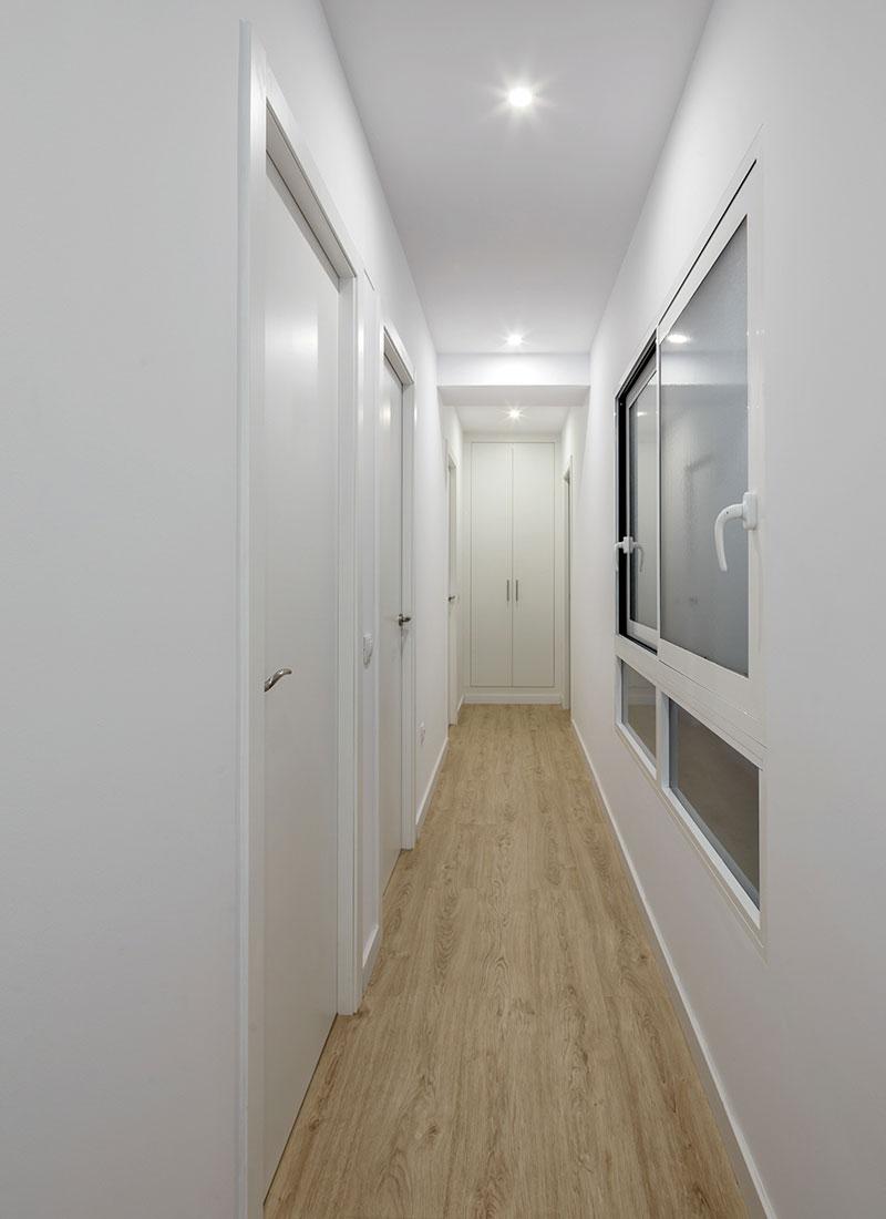 Vivienda MS17 - Reforma integral y diseño interior de vivienda