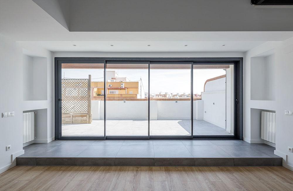Vivienda MV - Reforma integral y diseño interior de vivienda