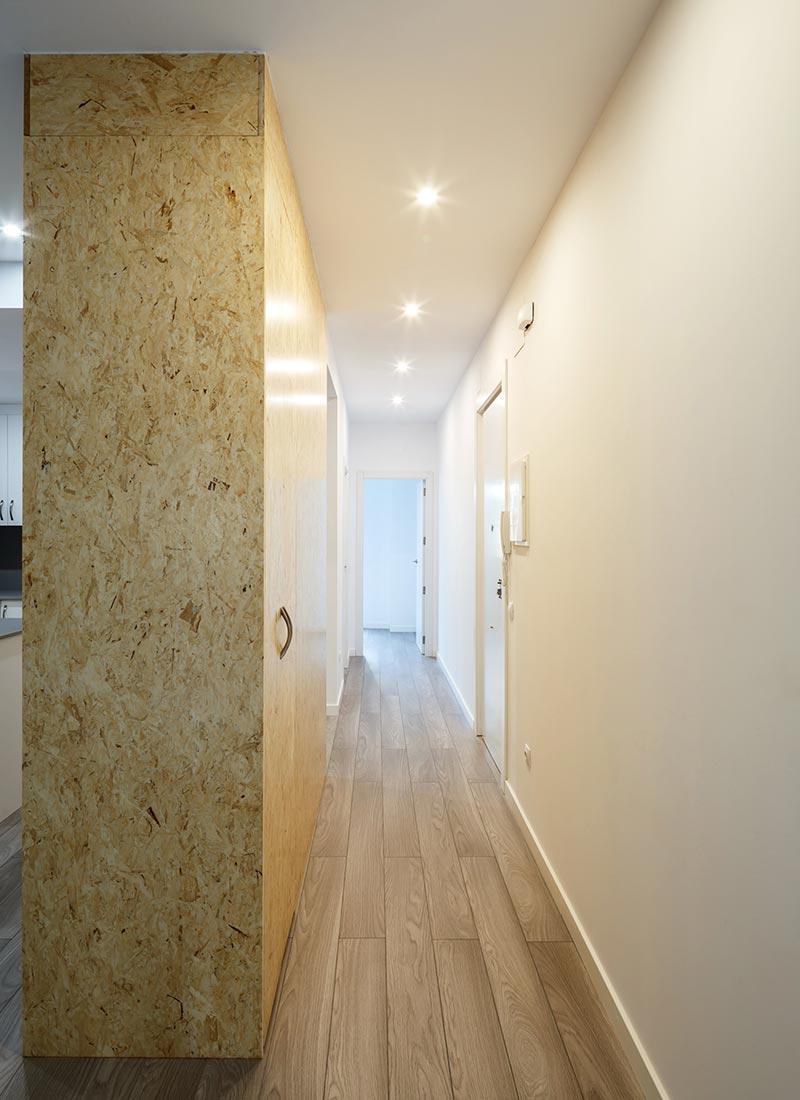 Vivienda PSA - Reforma integral y diseño interior