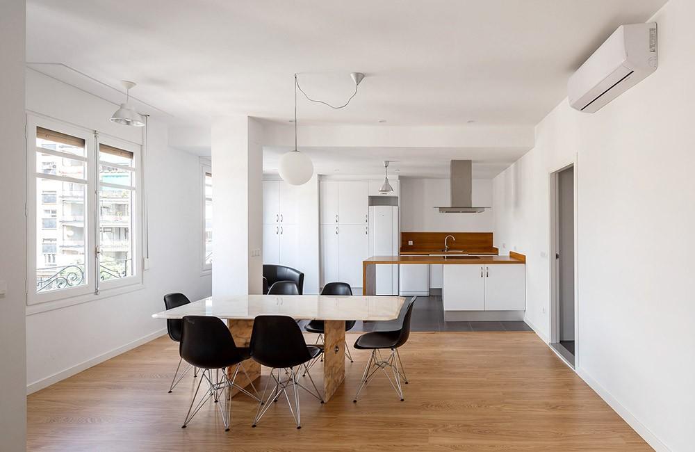 Vivienda X10 - Reforma integral y diseño interior de vivienda